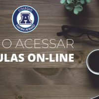 Como acessar as aulas on-line?